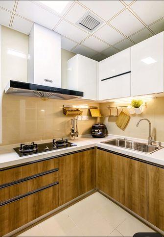 10-15万100平米三室两厅中式风格厨房图片