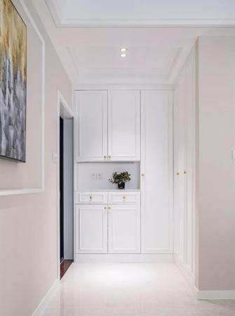20万以上110平米三室一厅美式风格玄关图片