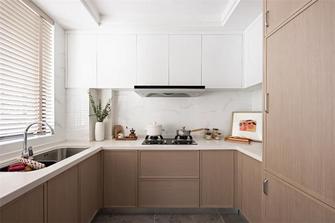 豪华型140平米三室两厅新古典风格厨房装修图片大全