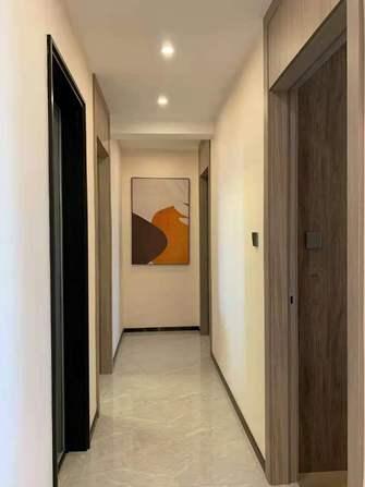 80平米港式风格走廊欣赏图
