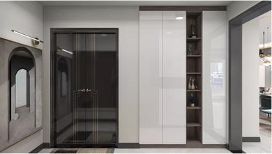 经济型140平米四室两厅混搭风格客厅图