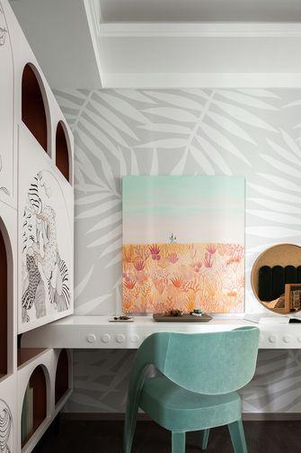 富裕型100平米三现代简约风格梳妆台效果图