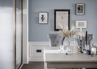 豪华型110平米三室两厅美式风格书房图片