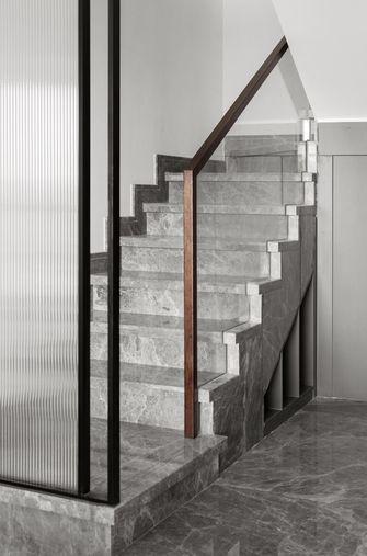 140平米三现代简约风格楼梯间装修效果图