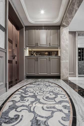 豪华型140平米四室三厅欧式风格玄关效果图