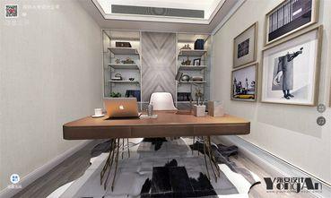 豪华型140平米四法式风格书房图片大全