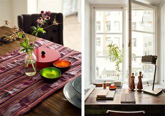 富裕型公寓北欧风格梳妆台设计图