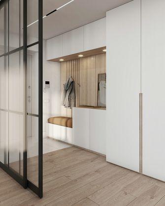 豪华型120平米三室两厅现代简约风格玄关设计图