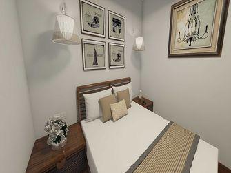 5-10万40平米小户型东南亚风格卧室图片大全