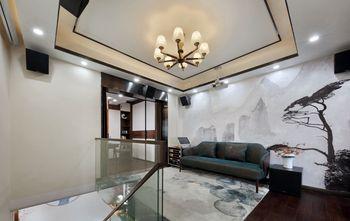 15-20万140平米中式风格影音室装修图片大全