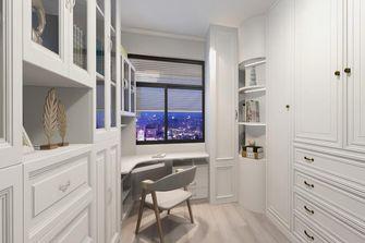100平米三室两厅美式风格衣帽间装修效果图