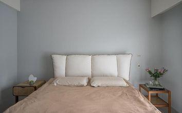 5-10万120平米三室一厅北欧风格卧室效果图