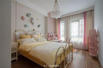 豪华型140平米四室两厅混搭风格青少年房设计图
