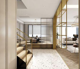豪华型140平米复式轻奢风格楼梯间图片