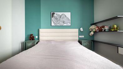 富裕型90平米三室两厅北欧风格卧室装修案例