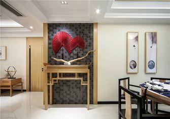 富裕型80平米三室一厅现代简约风格走廊装修案例