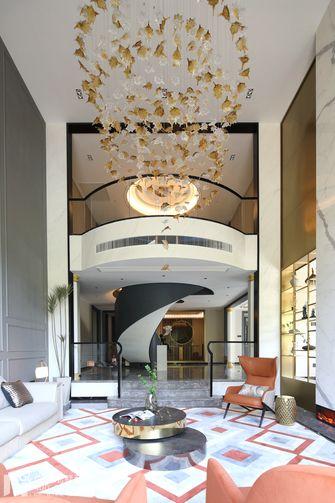 20万以上140平米别墅美式风格客厅图片