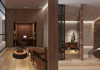 富裕型140平米三北欧风格书房设计图