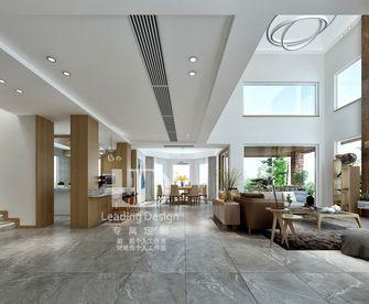 130平米别墅北欧风格客厅装修图片大全