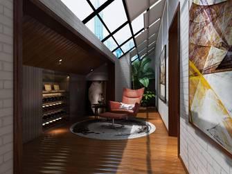 140平米别墅轻奢风格阳光房装修图片大全