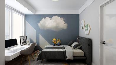 80平米工业风风格卧室图片