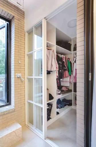 富裕型50平米一室两厅北欧风格阳台欣赏图