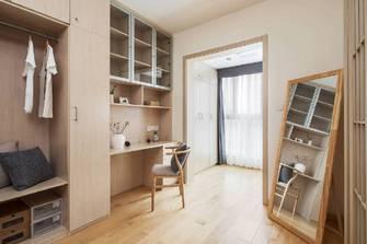 豪华型90平米三室两厅混搭风格衣帽间装修效果图