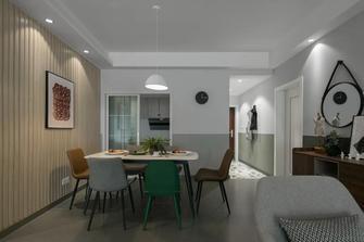 经济型120平米四室两厅新古典风格餐厅图
