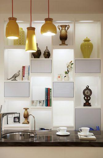 5-10万100平米三室两厅法式风格书房装修案例