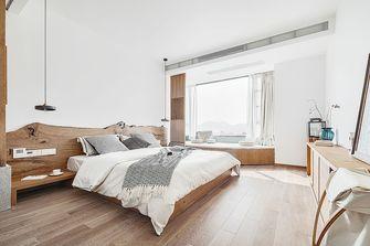 豪华型140平米三室两厅混搭风格卧室图片大全