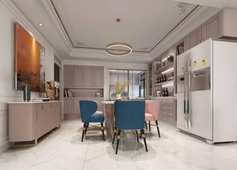 经济型110平米三室两厅法式风格厨房图片大全