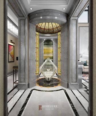 豪华型140平米别墅美式风格走廊效果图