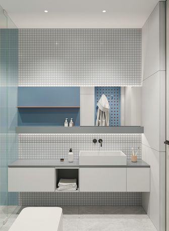 90平米三室两厅欧式风格卫生间装修图片大全