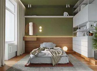 经济型50平米公寓混搭风格卧室装修案例