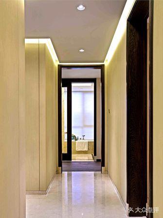 豪华型130平米三室两厅中式风格走廊装修案例