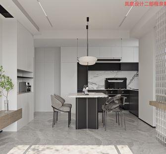 20万以上100平米三室两厅现代简约风格餐厅装修效果图
