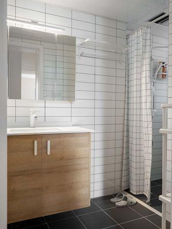 经济型70平米日式风格卫生间设计图