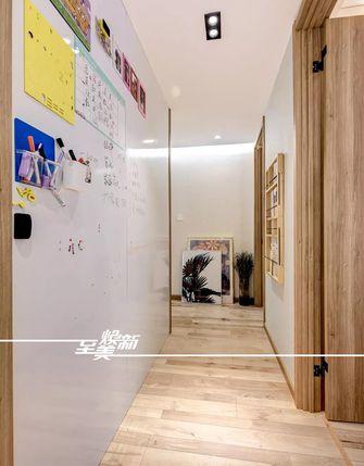 富裕型120平米三室两厅北欧风格走廊图片大全