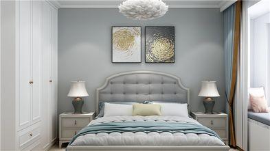 5-10万70平米欧式风格卧室设计图