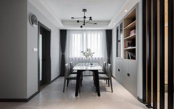 富裕型120平米三室两厅公装风格餐厅装修效果图