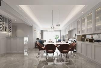 10-15万120平米三室两厅欧式风格餐厅装修案例