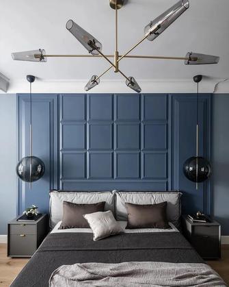 140平米法式风格卧室效果图