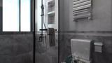 20万以上140平米四室一厅现代简约风格卫生间装修案例