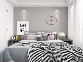 3万以下50平米小户型北欧风格卧室装修效果图