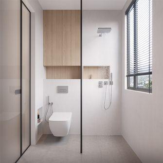 10-15万130平米四室两厅北欧风格卫生间图