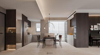 140平米三室三厅欧式风格餐厅效果图
