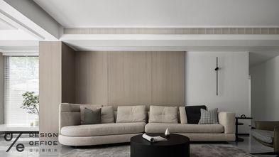 富裕型140平米四室两厅混搭风格客厅图