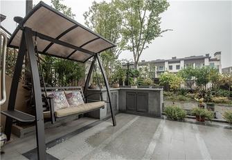 20万以上140平米别墅混搭风格其他区域设计图