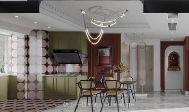 120平米三室两厅法式风格餐厅图片大全