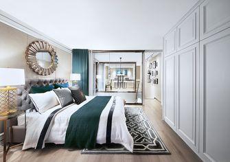 50平米小户型轻奢风格卧室效果图